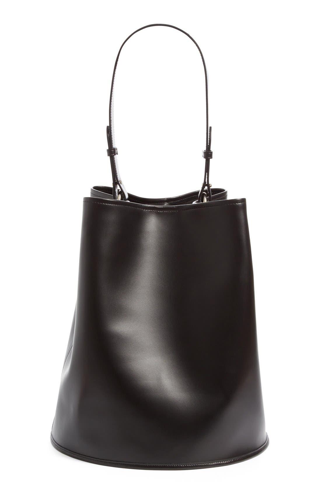 Alternate Image 3  - Creatures of Comfort Large Calfskin Leather Bucket Bag