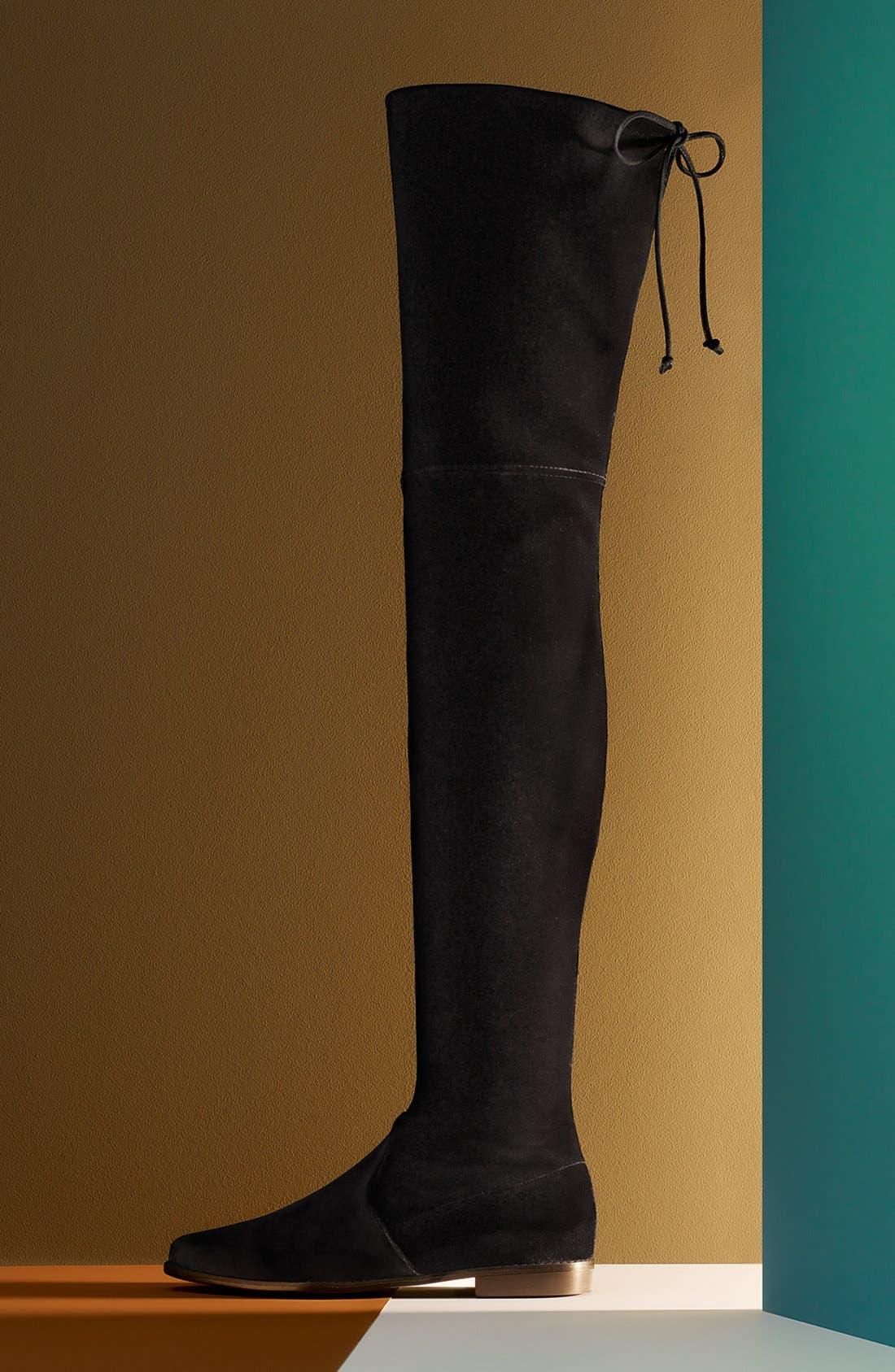 Alternate Image 5  - Stuart Weitzman 'Leggylady' Over the Knee Boot (Women)