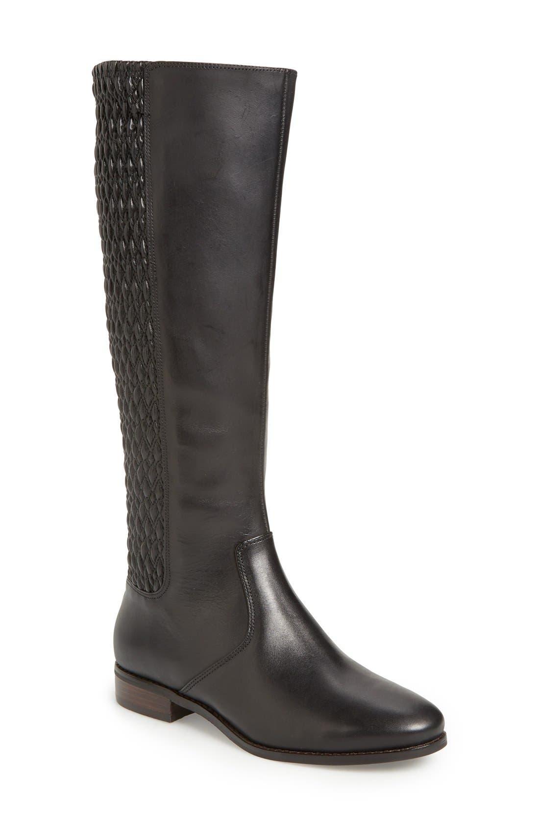 Alternate Image 1 Selected - Cole Haan 'Elverton' Knee High Boot (Women)