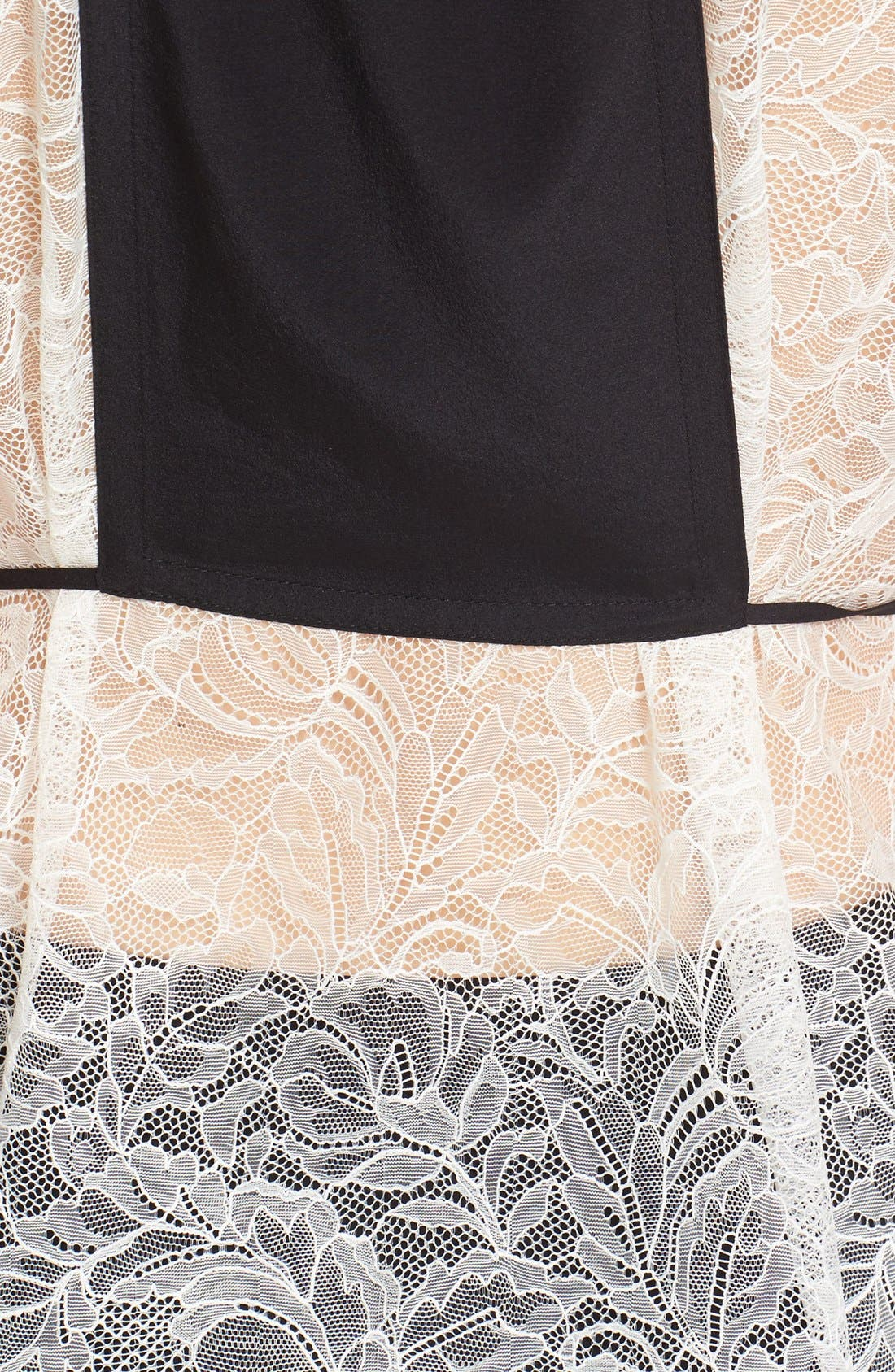 Alternate Image 3  - Yigal Azrouël Floral Embroidered Lace Top