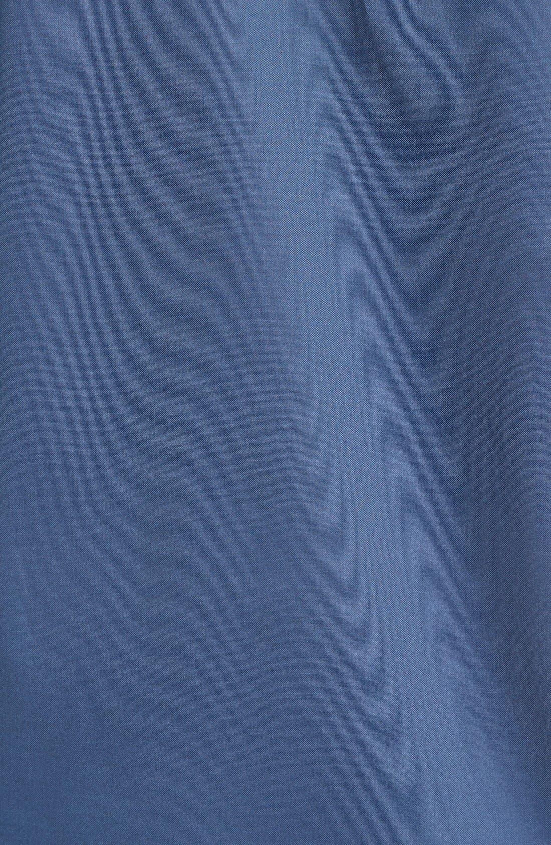 Alternate Image 5  - RVCA 'That'll Do' Slim Fit Oxford Shirt