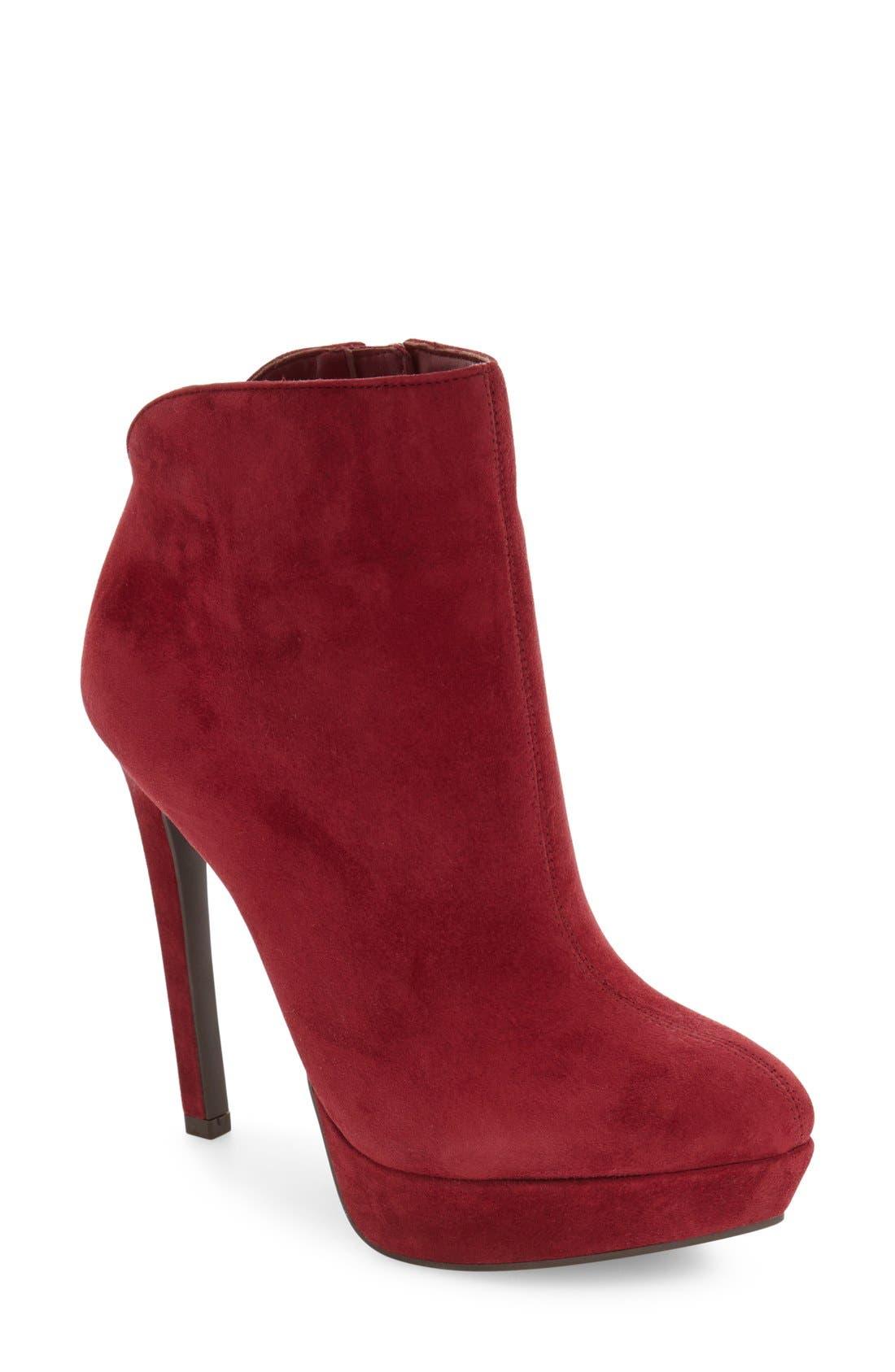 Main Image - Jessica Simpson 'Zamia' Platform Bootie (Women)