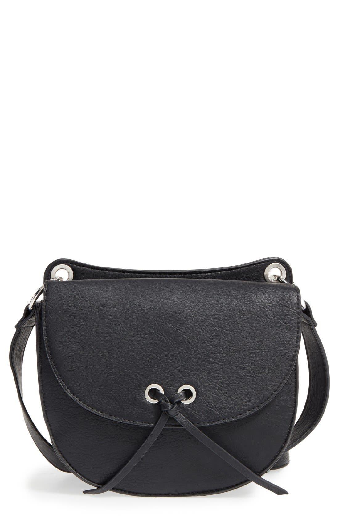 Alternate Image 1 Selected - BP. Faux Leather Crossbody Bag