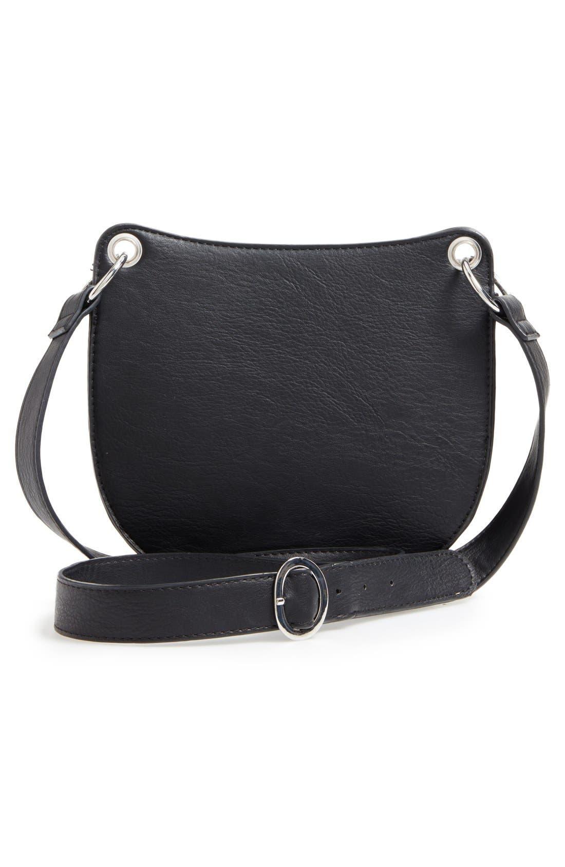 Alternate Image 3  - BP. Faux Leather Crossbody Bag