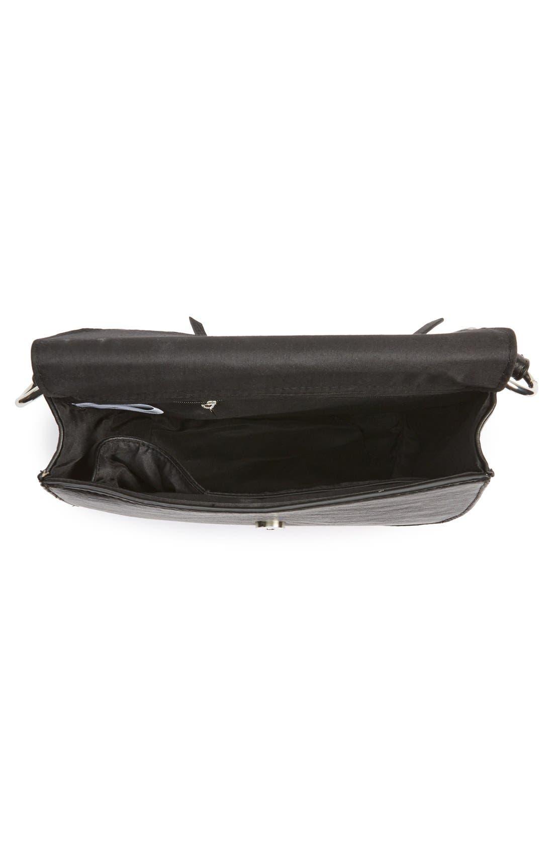 Alternate Image 4  - BP. Faux Leather Crossbody Bag