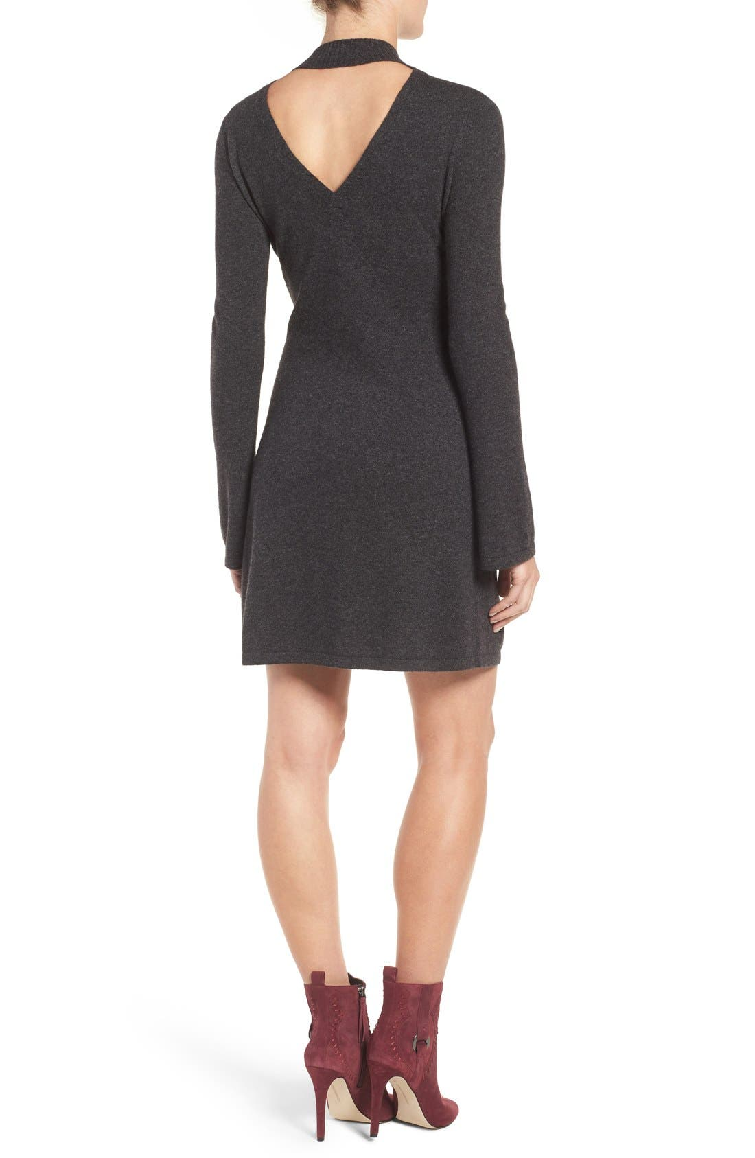 Alternate Image 2  - Rebecca Minkoff Tabitha Cashmere Shift Dress