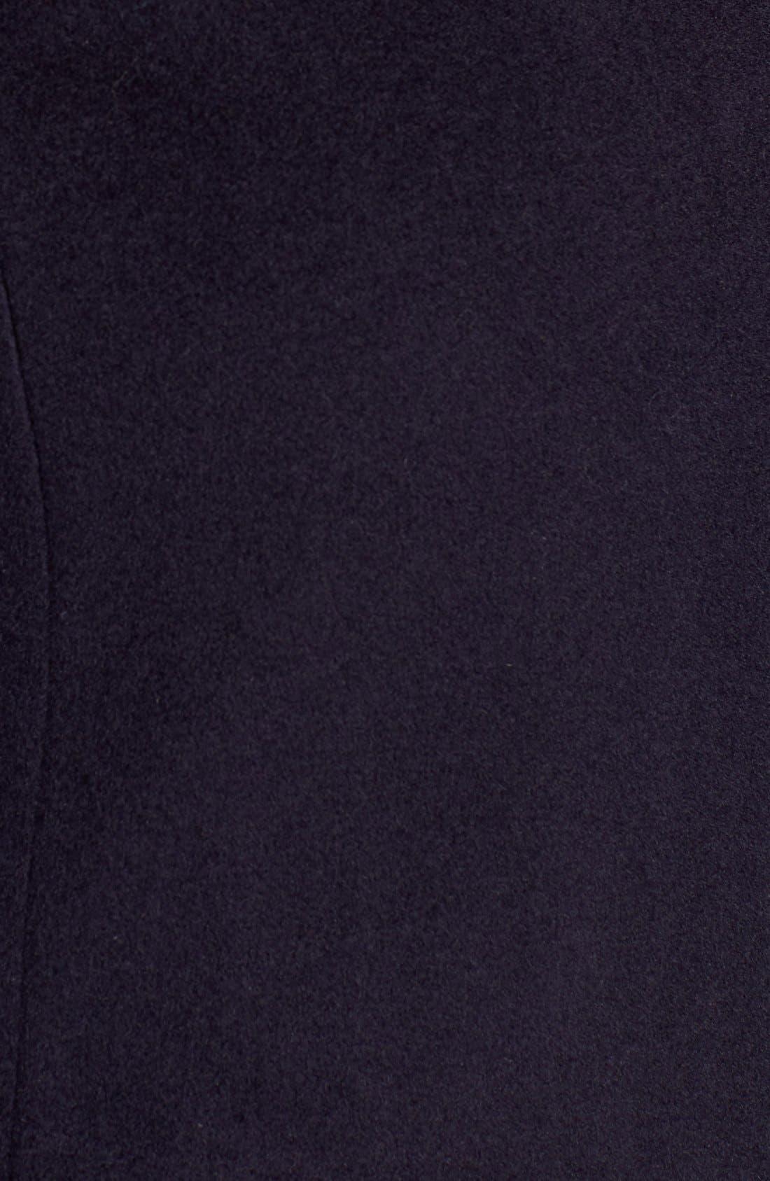 Alternate Image 5  - Cinzia Rocca Icons Stand Collar Wool Blend Walking Coat