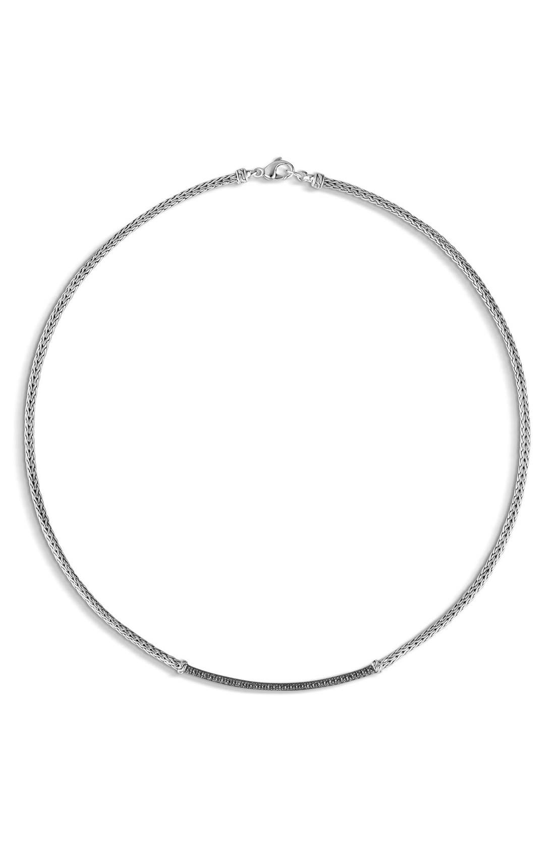 John Hardy 'Classic Chain' Collar Necklace