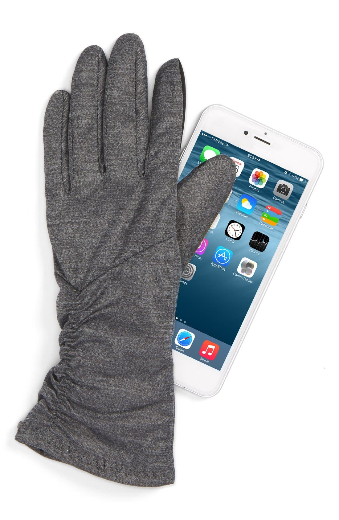 Alternate Image 2  - UR Touchscreen Compatible Gloves