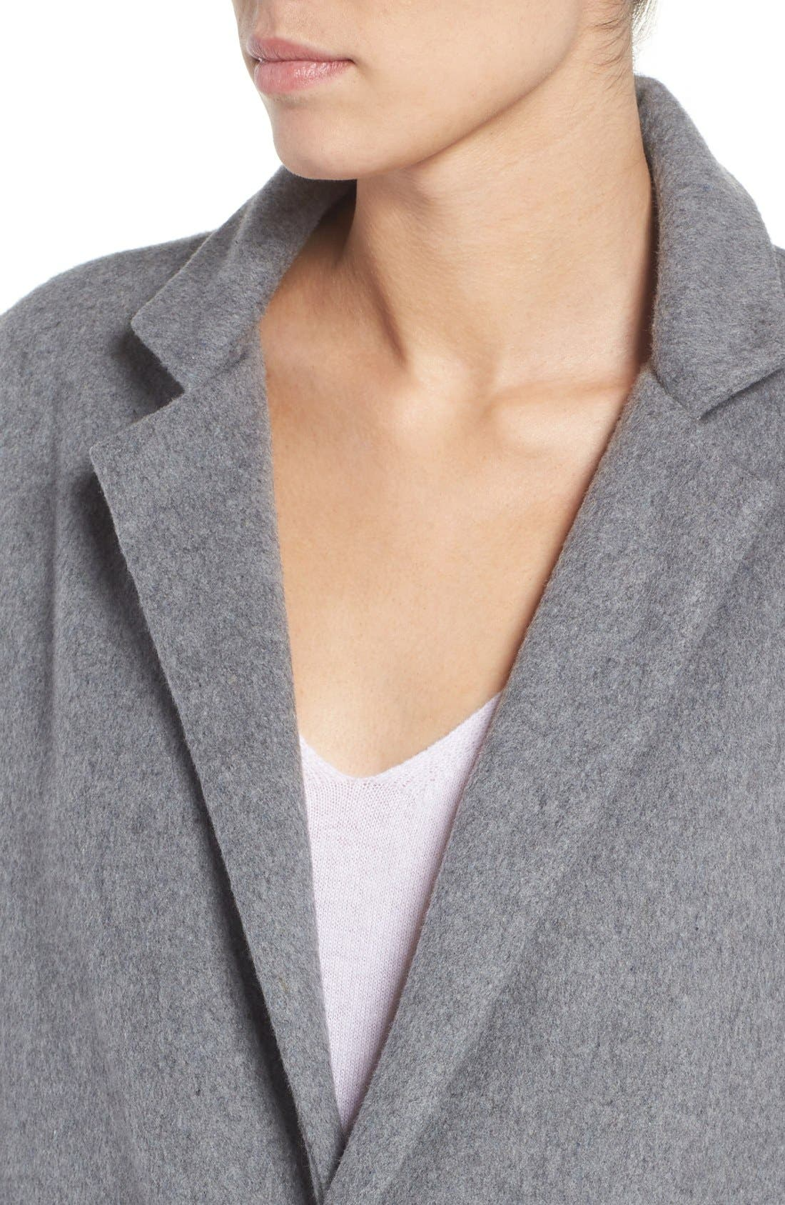 Alternate Image 4  - cupcakes and cashmere Levin Coat