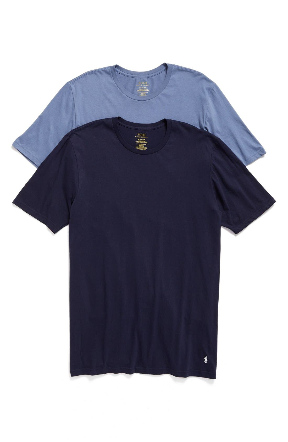POLO RALPH LAUREN 2-Pack Classic Fit T-Shirts