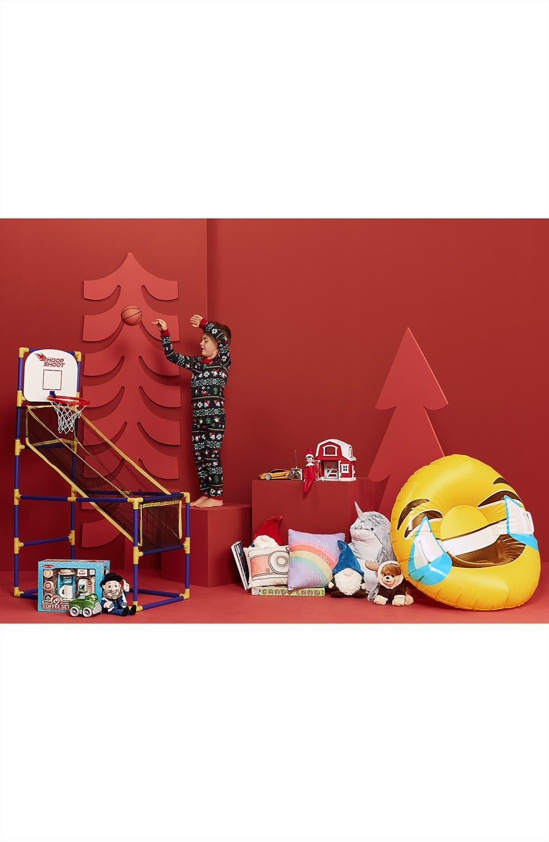 Alternate Image 4  - BigMouth Inc. Giant Tears of Joy Emoji Snow Tube