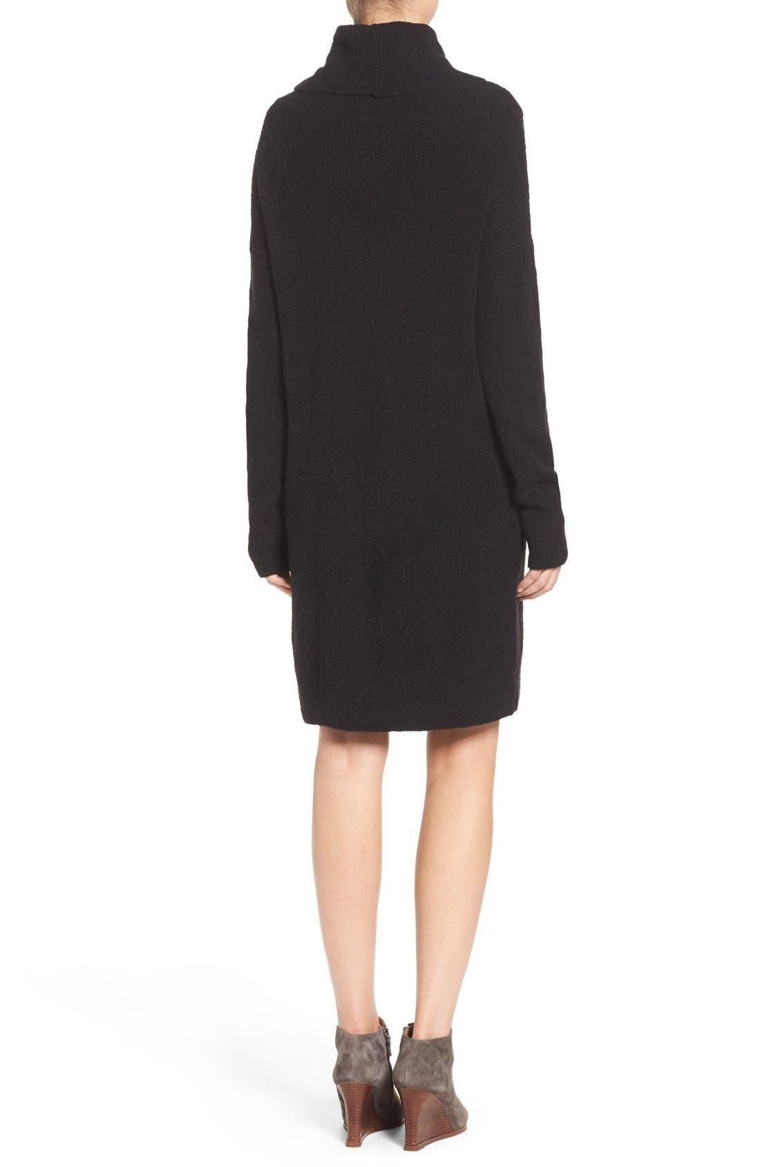Alternate Image 2  - BB Dakota 'Collins' Ribbed Sweater Dress