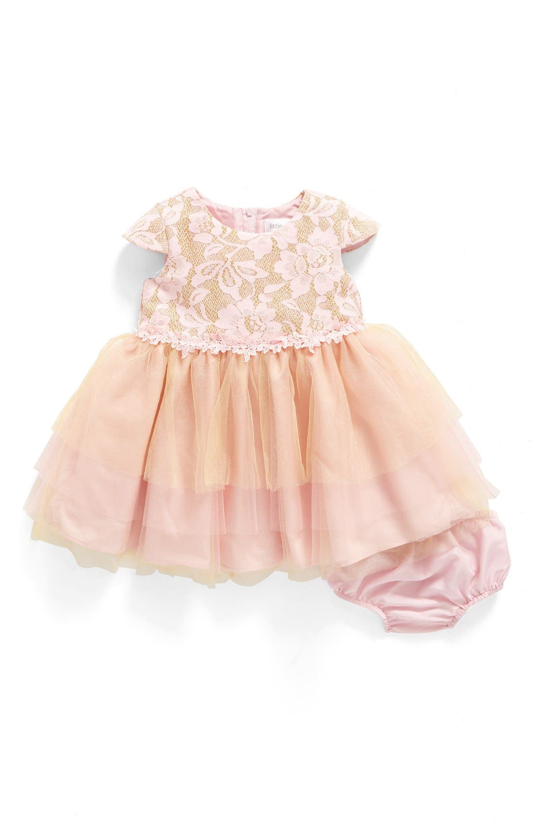 Us Angels Tulle Dress (Baby Girls)