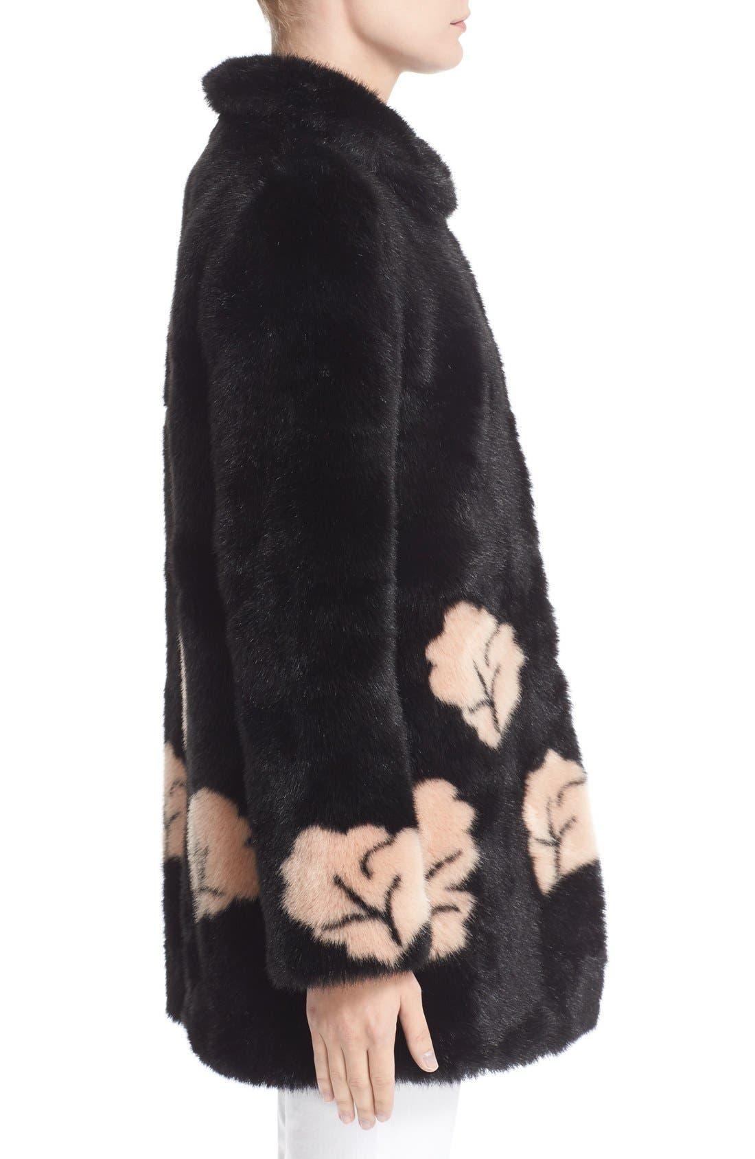 Alternate Image 5  - Shrimps Margery Faux Fur Coat