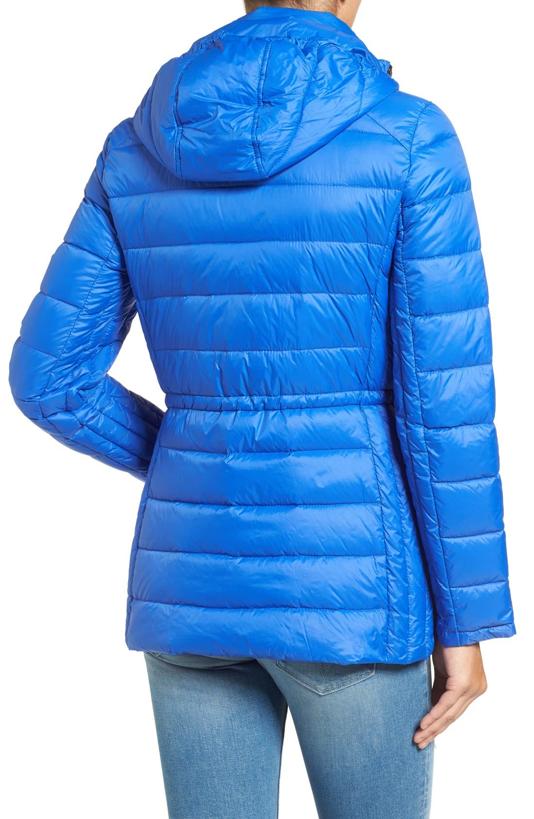 Alternate Image 2  - MICHAEL Michael Kors Quilted Down Jacket