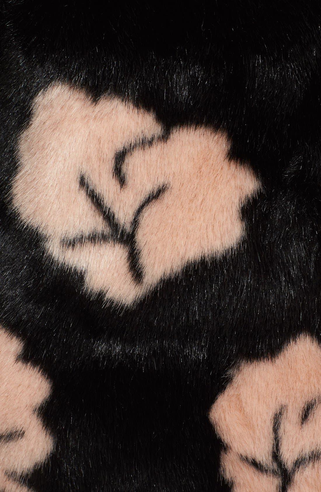 Alternate Image 3  - Shrimps Margery Faux Fur Coat