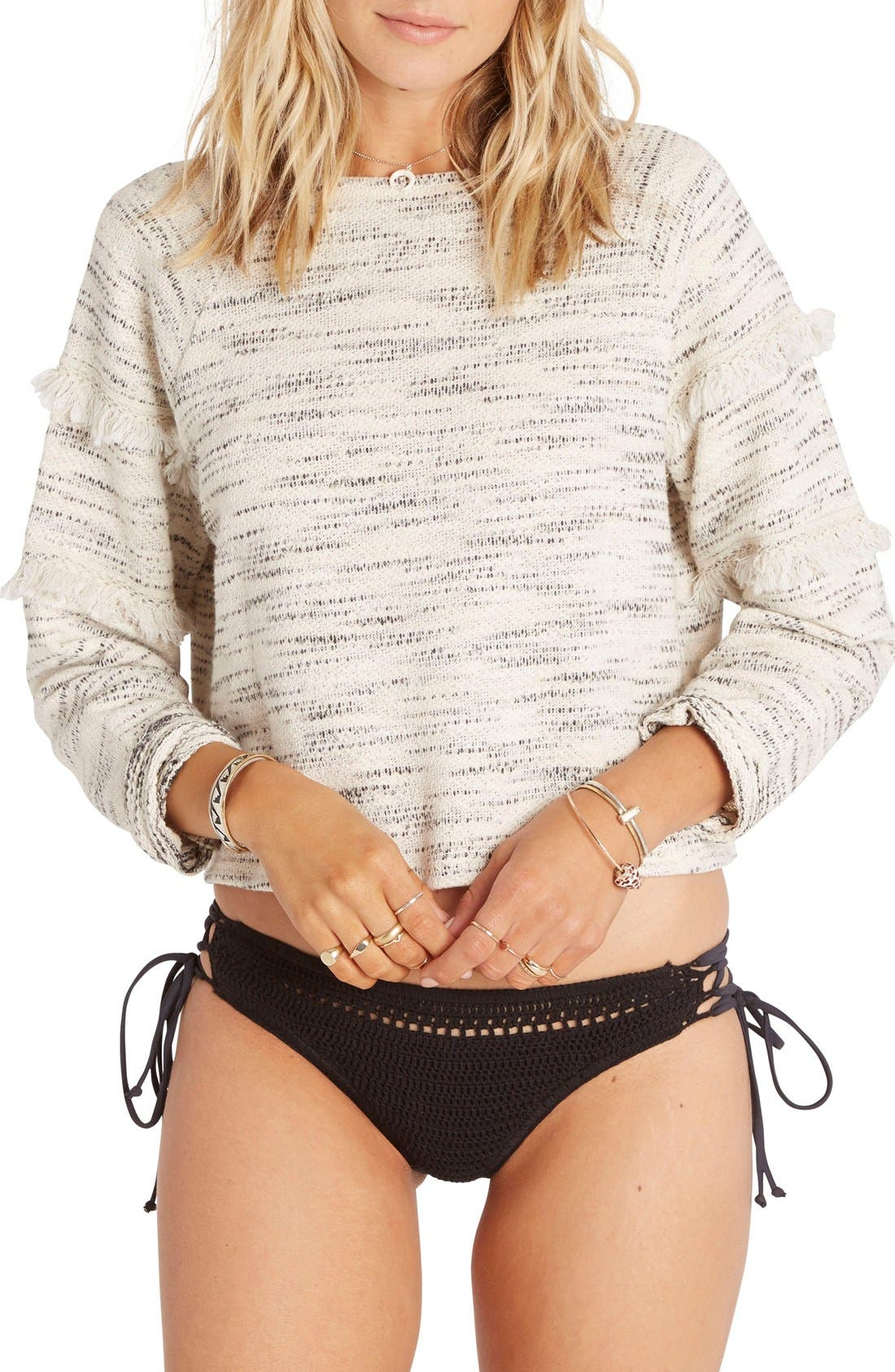 Alternate Image 1 Selected - Billabong Only One Knit Top