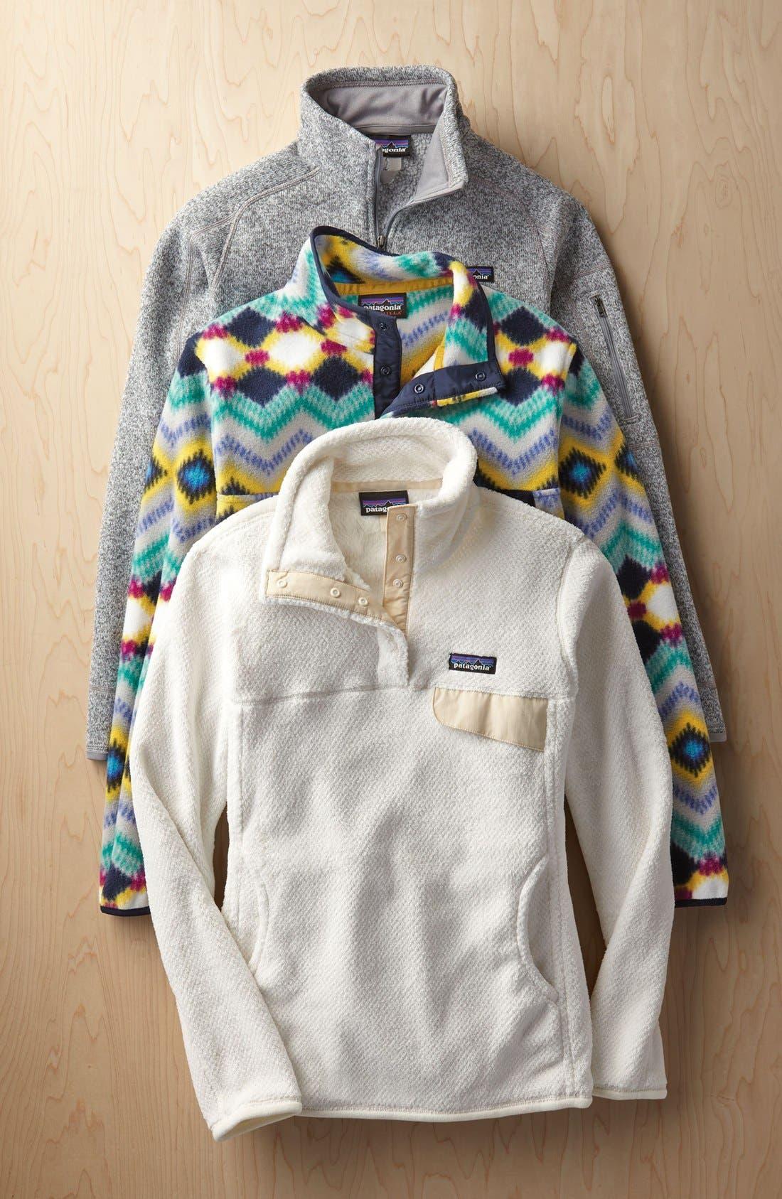 Alternate Image 6  - Patagonia 'Better Sweater' Zip Pullover