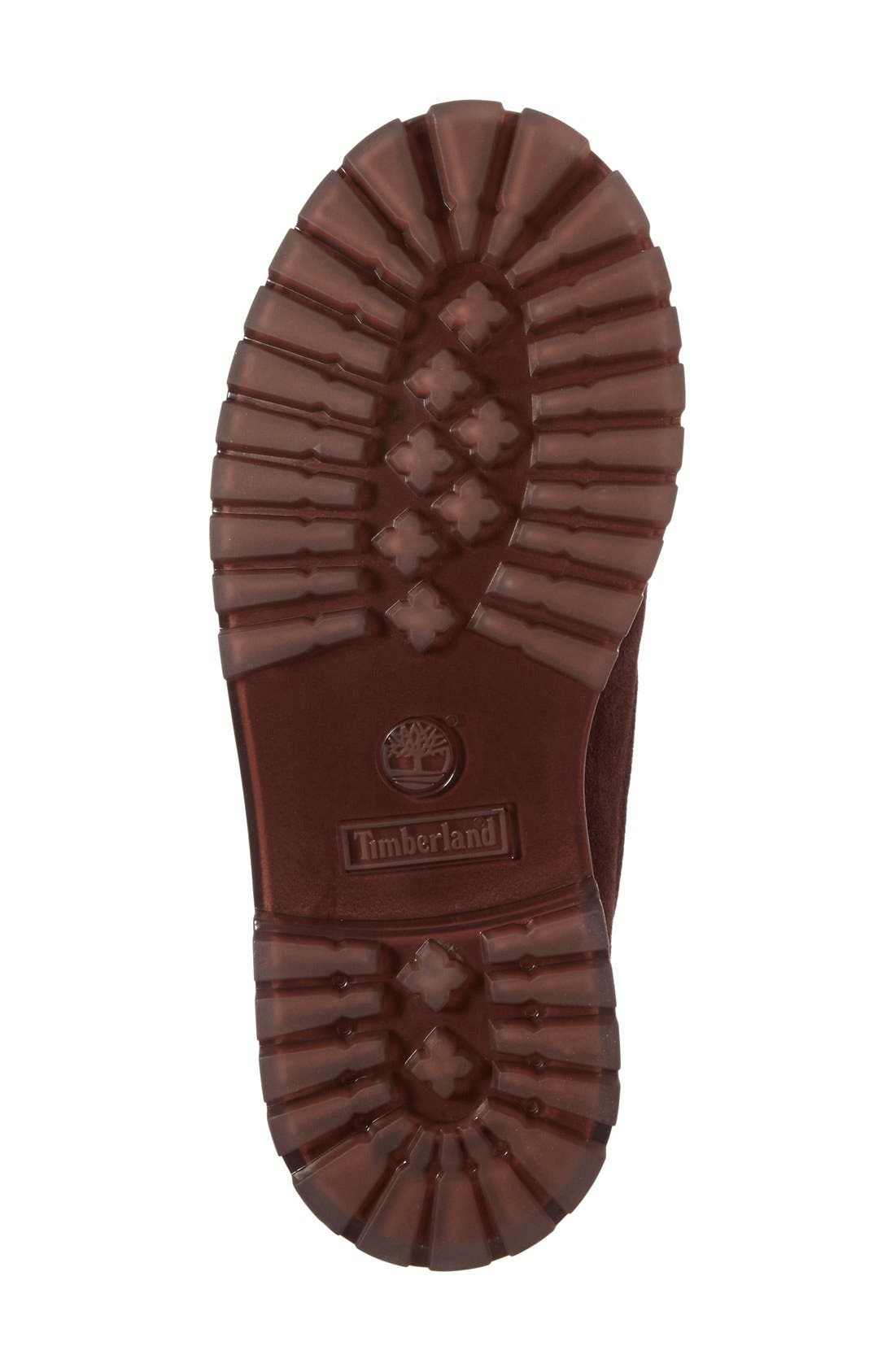 Alternate Image 4  - Timberland '6 Inch' Waterproof PrimaLoft® ECO Insulated Winter Boot (Baby, Walker, Toddler, Little Kid & Big Kid) (Limited Edition)
