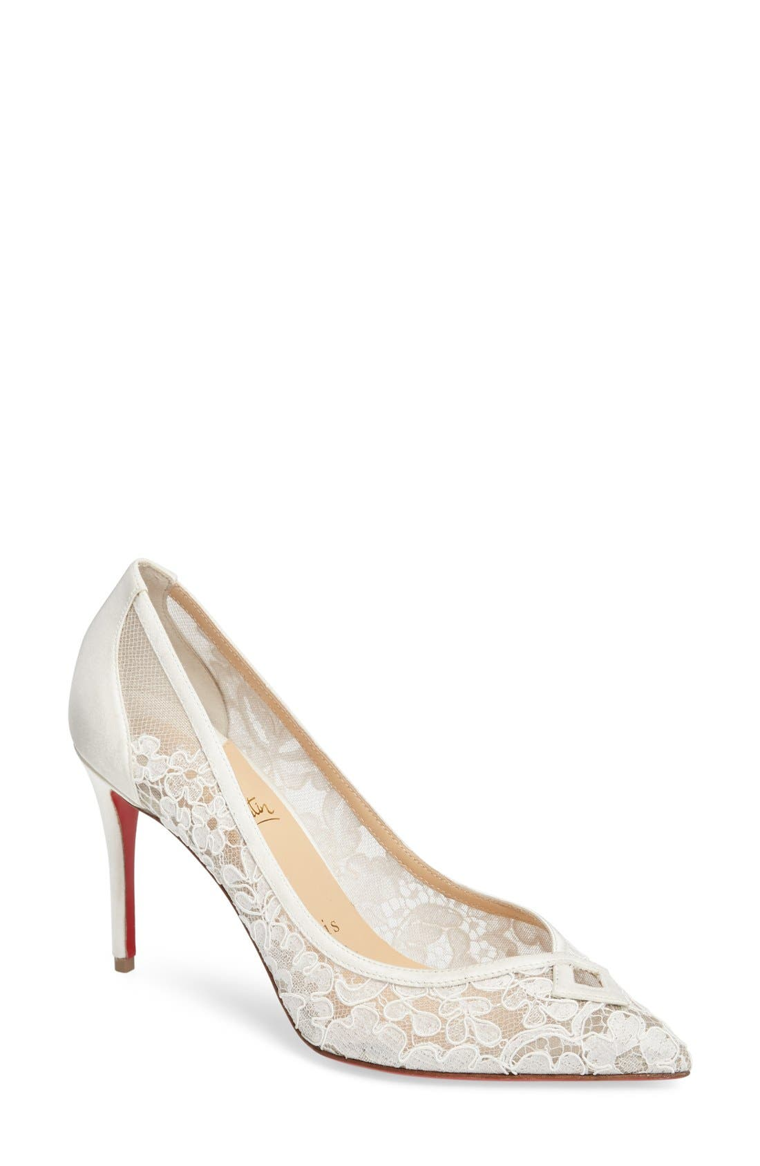 Alternate Image 1 Selected - Christian Louboutin Neoalto Pointy Toe Pump