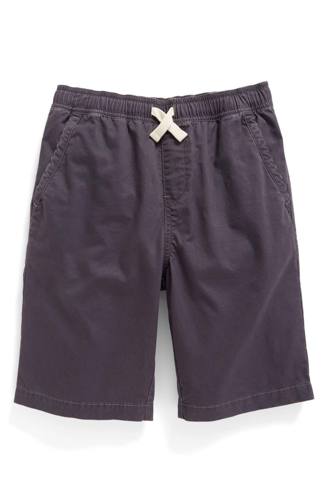 Alternate Image 1 Selected - Tucker + Tate Cotton Twill Shorts (Toddler Boys, Little Boys & Big Boys)