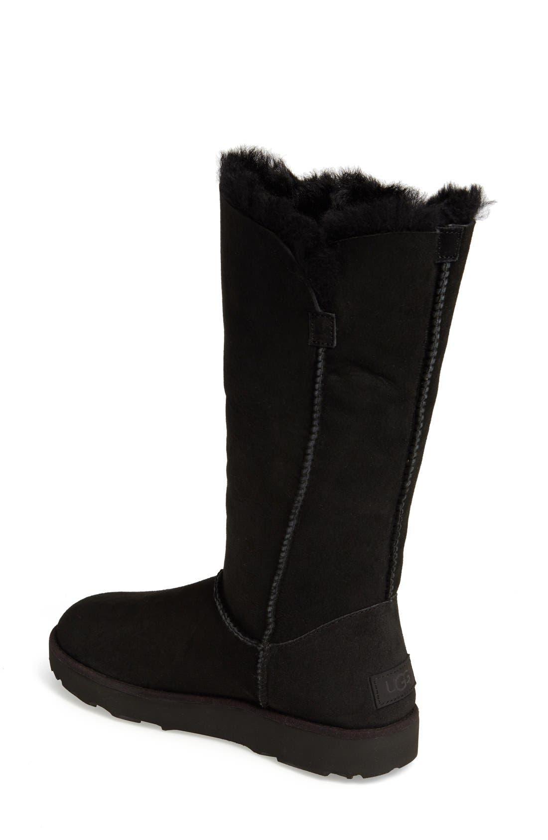 Alternate Image 2  - UGG® Classic Cuff Tall Boot (Women)