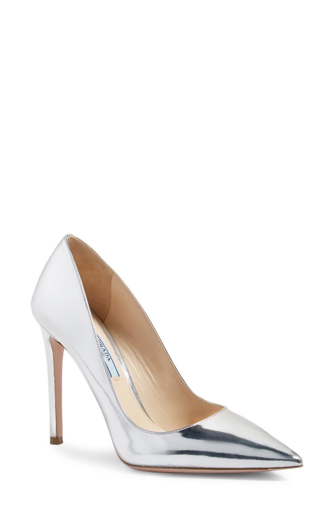 PRADA Pointy Toe Pump