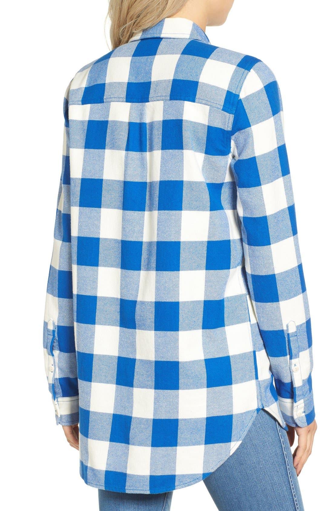 Alternate Image 2  - Madewell Ex Boyfriend Shirt