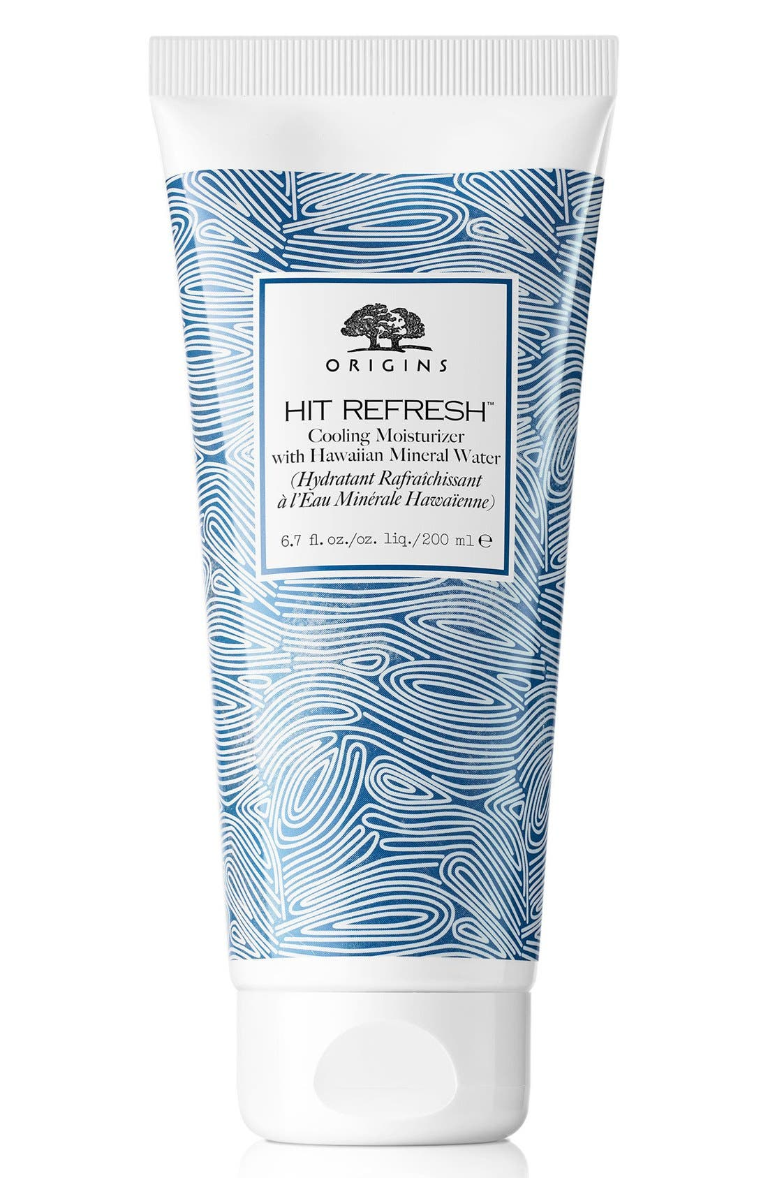 Origins Hit Refresh™ Cooling Moisturizer with Hawaiian Mineral Water