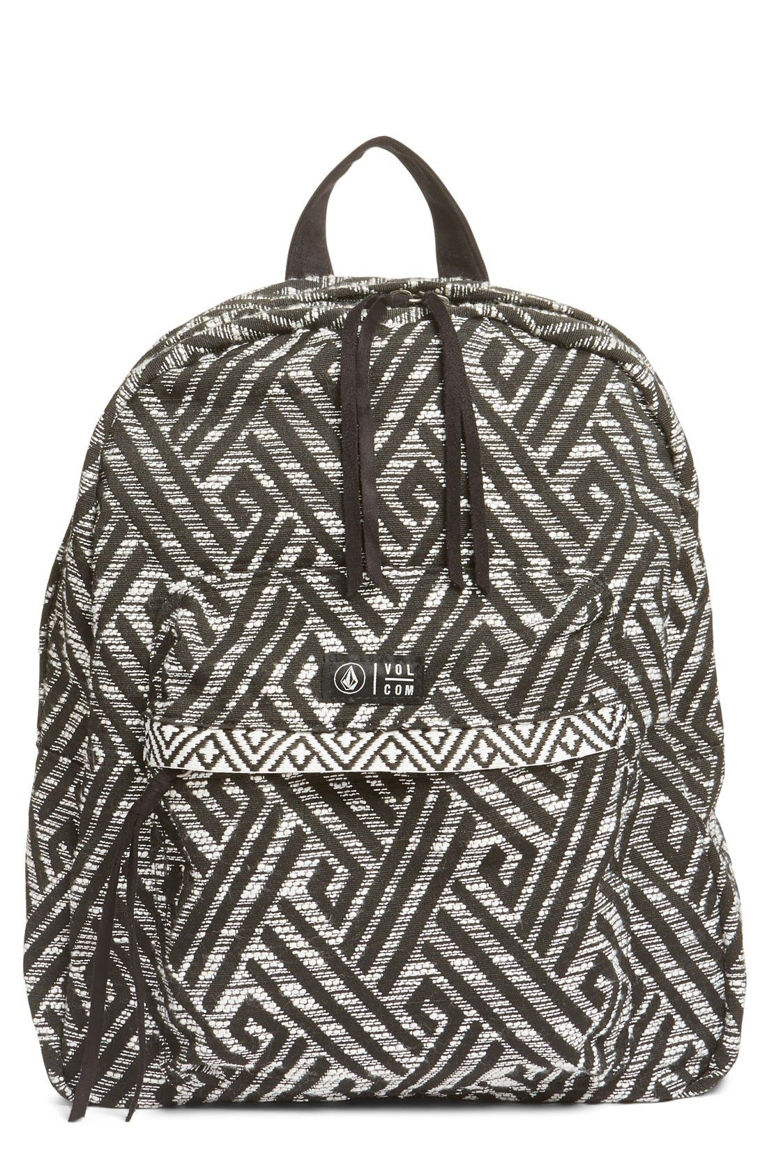 Alternate Image 1 Selected - Volcom Outta Towner Backpack