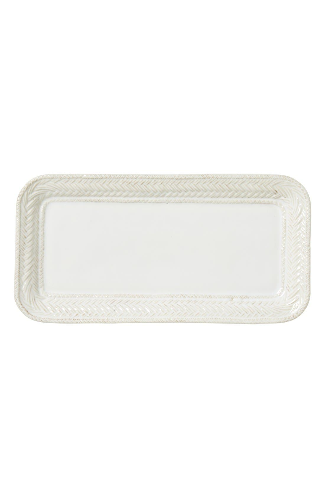 JULISKA Le Panier Stoneware Hostess Tray