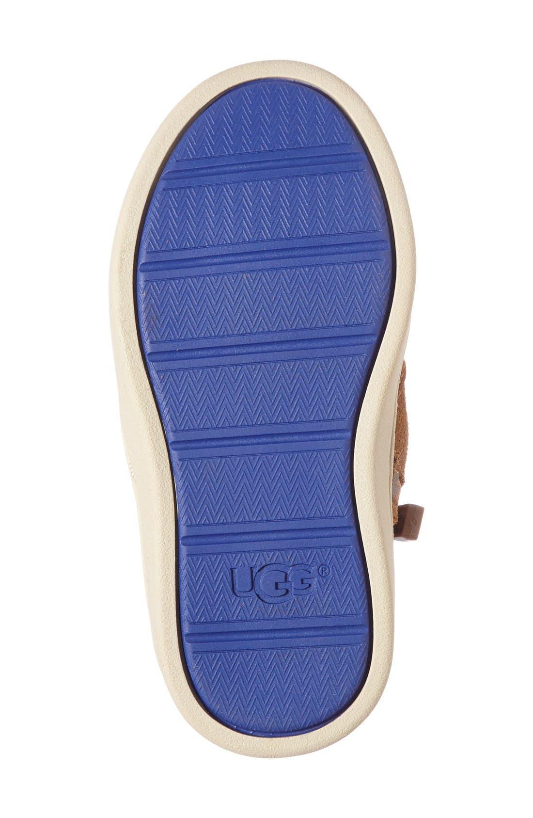 Alternate Image 4  - UGG® Hamden Sneaker (Walker, Toddler, Little Kid & Big Kid)