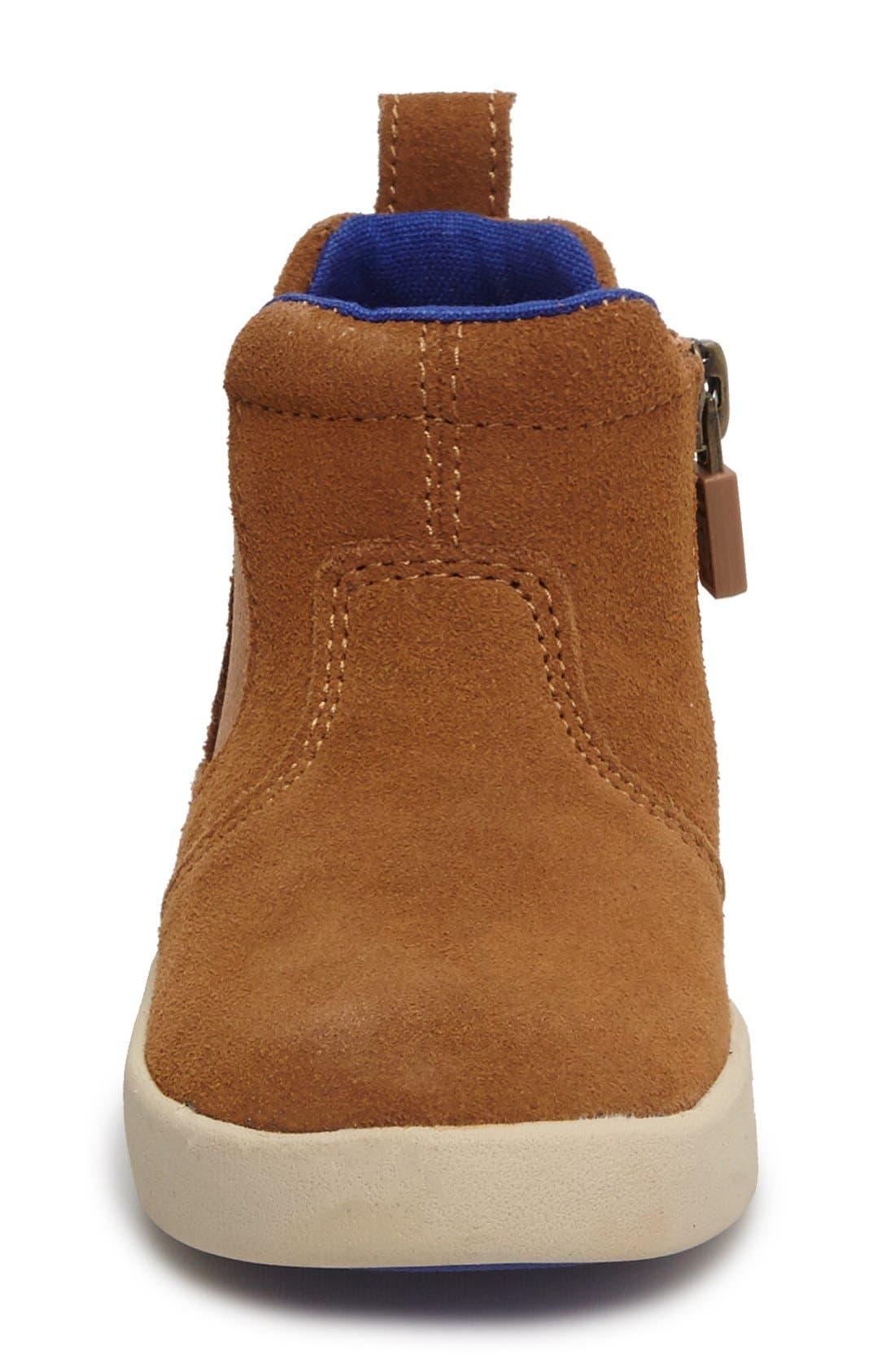Alternate Image 3  - UGG® Hamden Sneaker (Walker, Toddler, Little Kid & Big Kid)