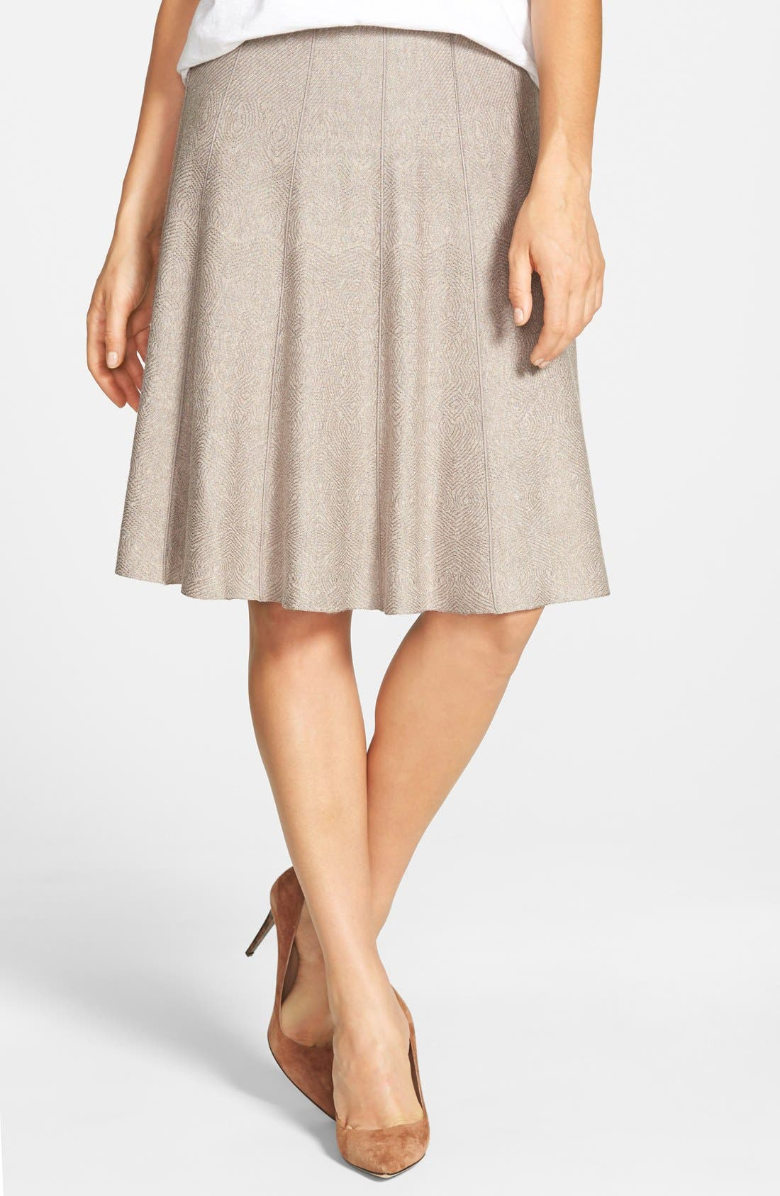 NIC+ZOE Panel Twirl Skirt (Regular & Petite)