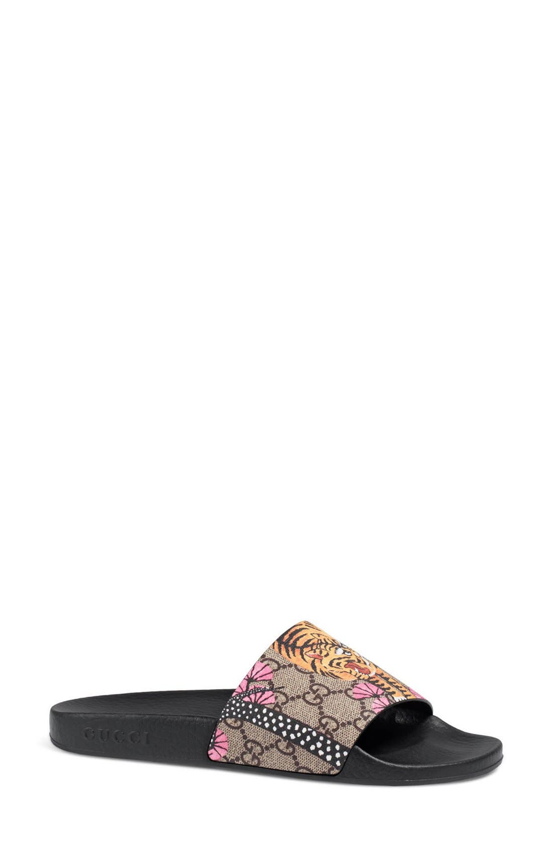 Gucci Pursuit Slide Sandal (Women)