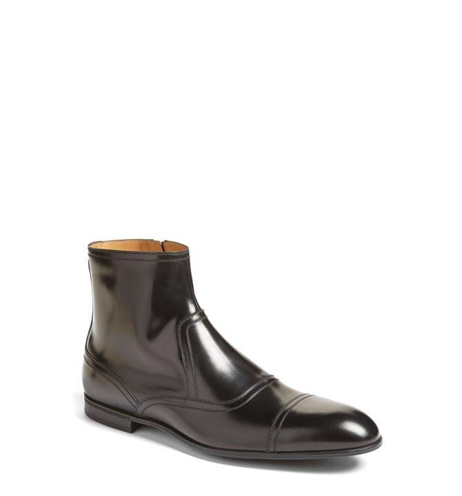 Gucci Ravello Zip Boot (Men) | Nordstrom