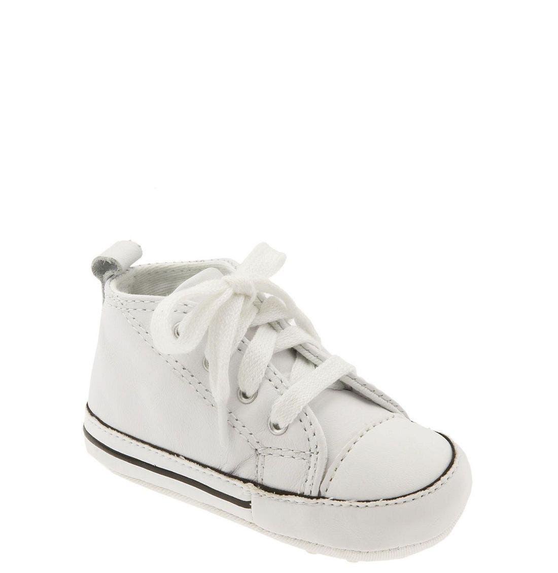 Main Image - Converse Chuck Taylor® Crib Sneaker (Baby)