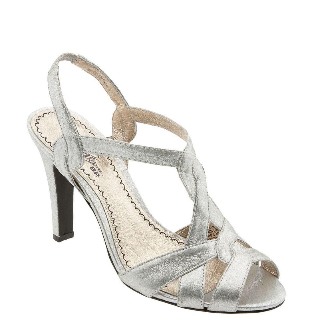 Main Image - BP. Platinum 'Empire' Sandal