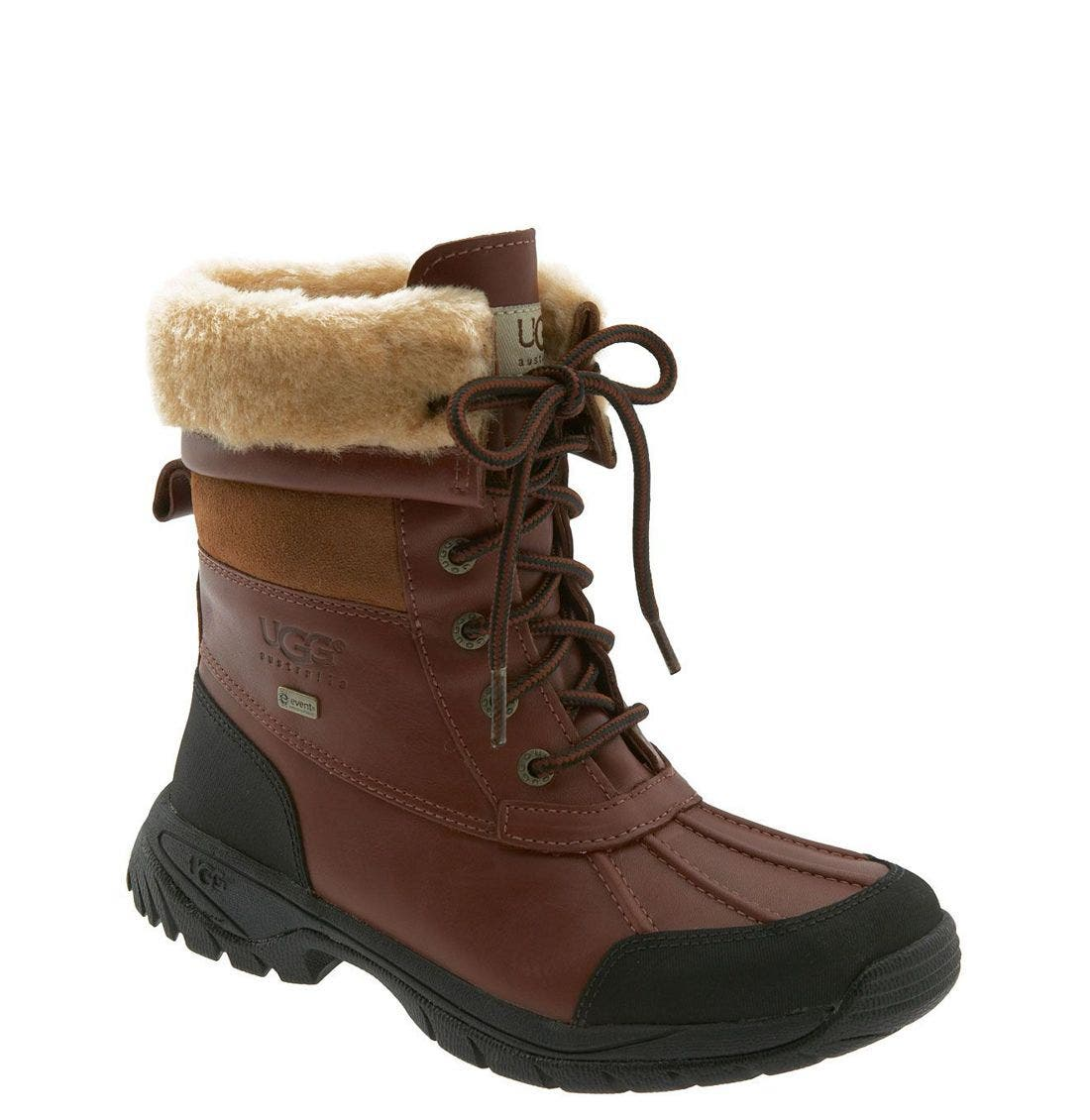 Alternate Image 1 Selected - UGG® Australia 'Butte' Boot (Little Kid & Big Kid)