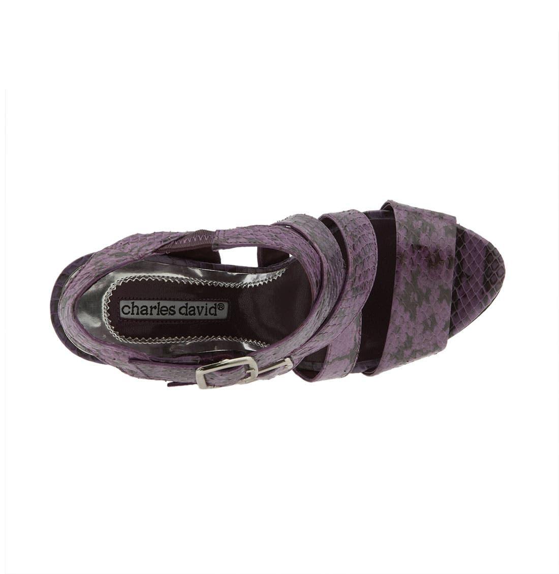 Alternate Image 3  - Charles David 'Zip' Sandal