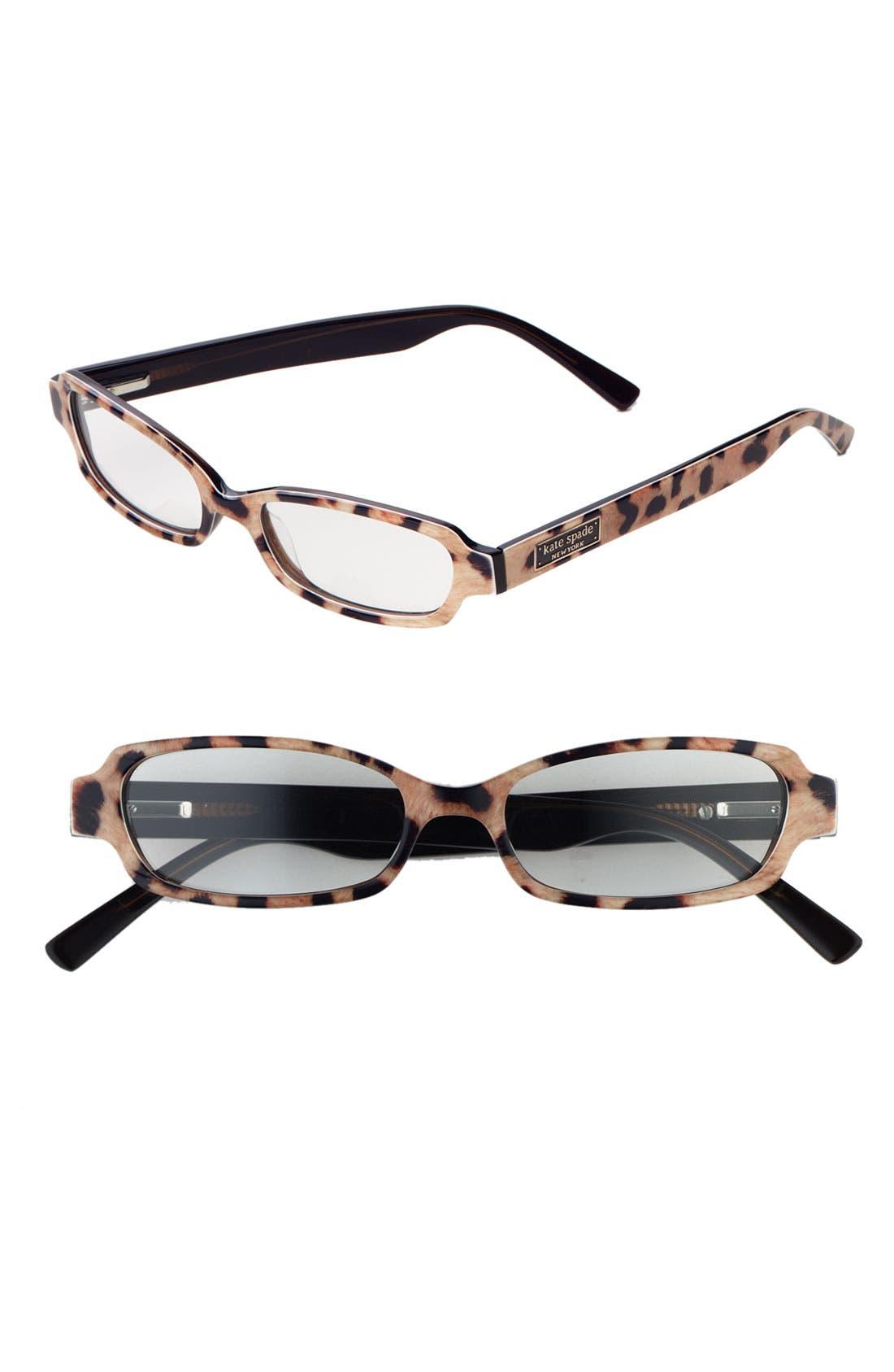 Alternate Image 1 Selected - kate spade new york 'millie' reading glasses