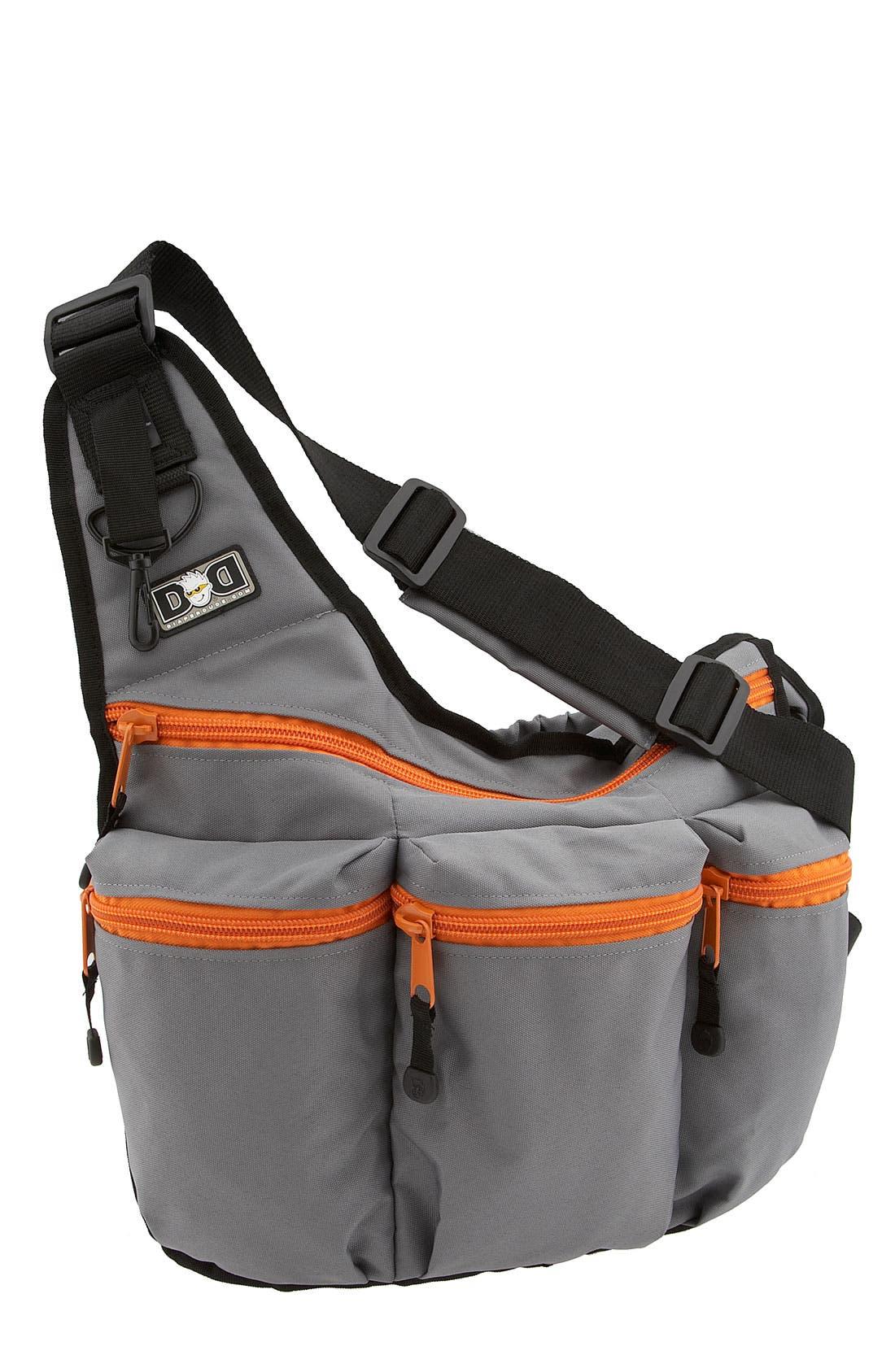 Alternate Image 1 Selected - Diaper Dude Shoulder Messenger Bag