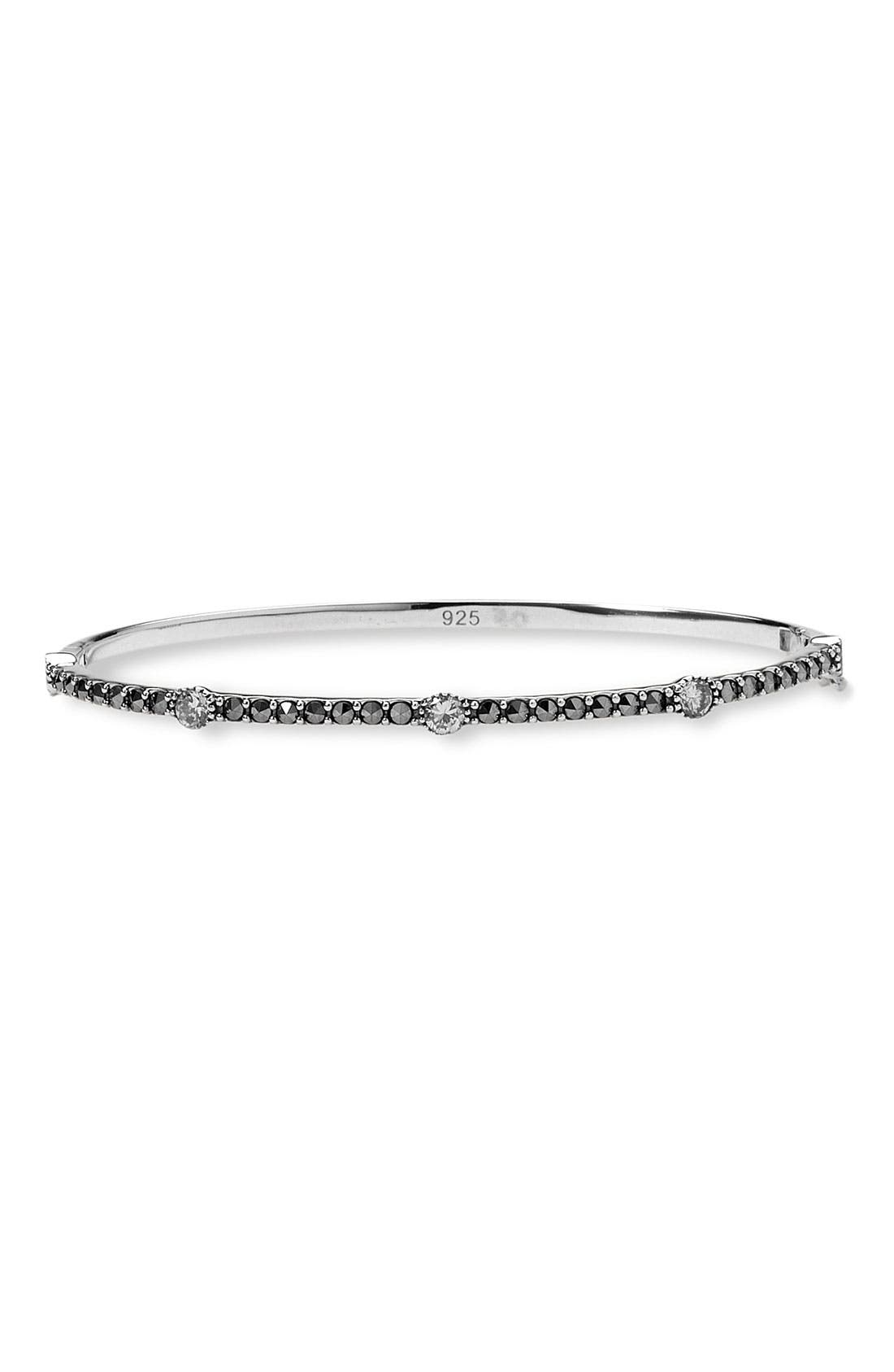 Alternate Image 2  - Judith Jack Crystal & Marcasite Bangle