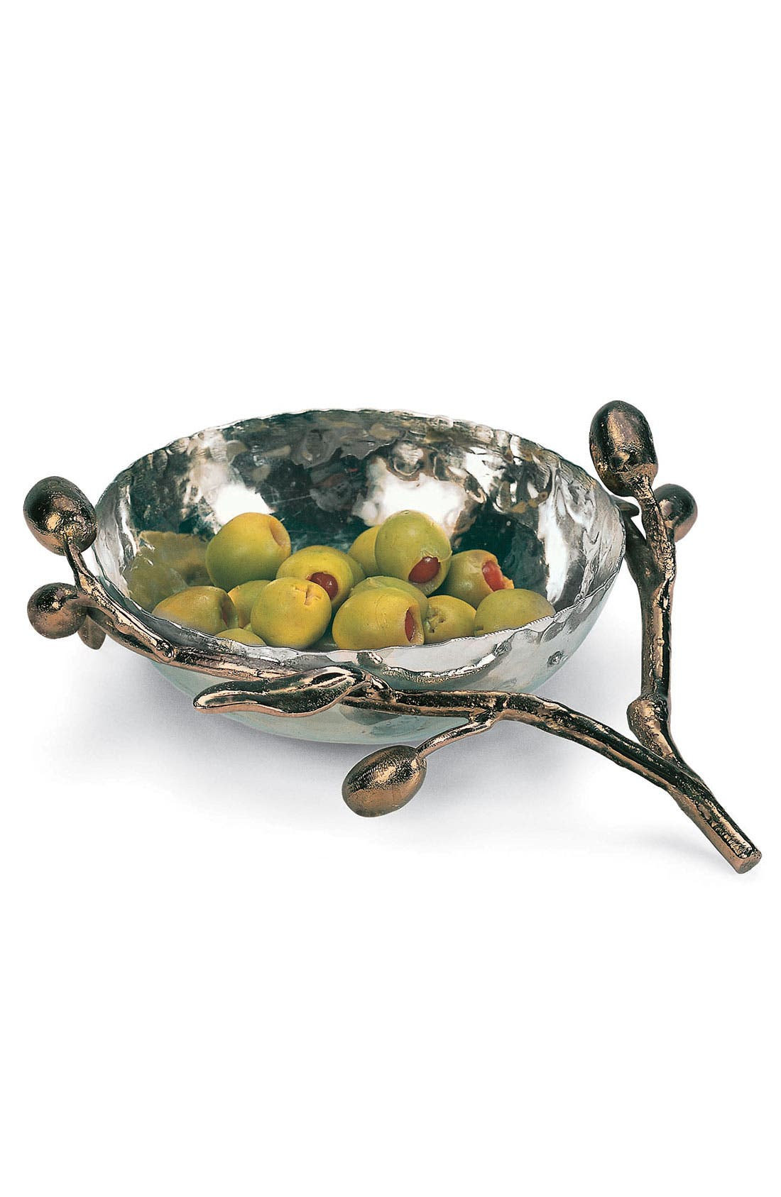 Main Image - Michael Aram 'Olive Branch' Dish