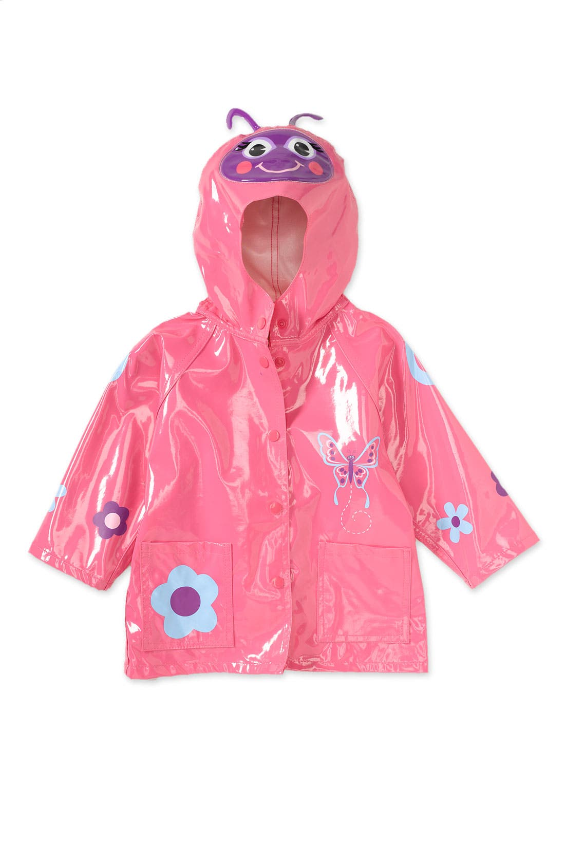 Alternate Image 1 Selected - Western Chief 'Butterfly' Raincoat (Little Kid)