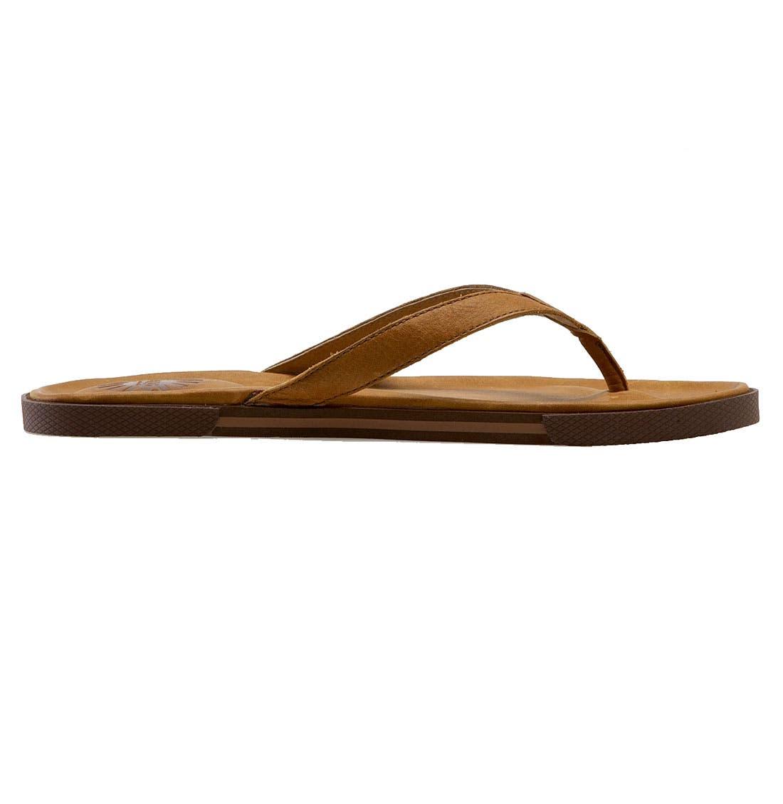 Alternate Image 2  - UGG® Australia 'Bennison' Flip Flop (Men)