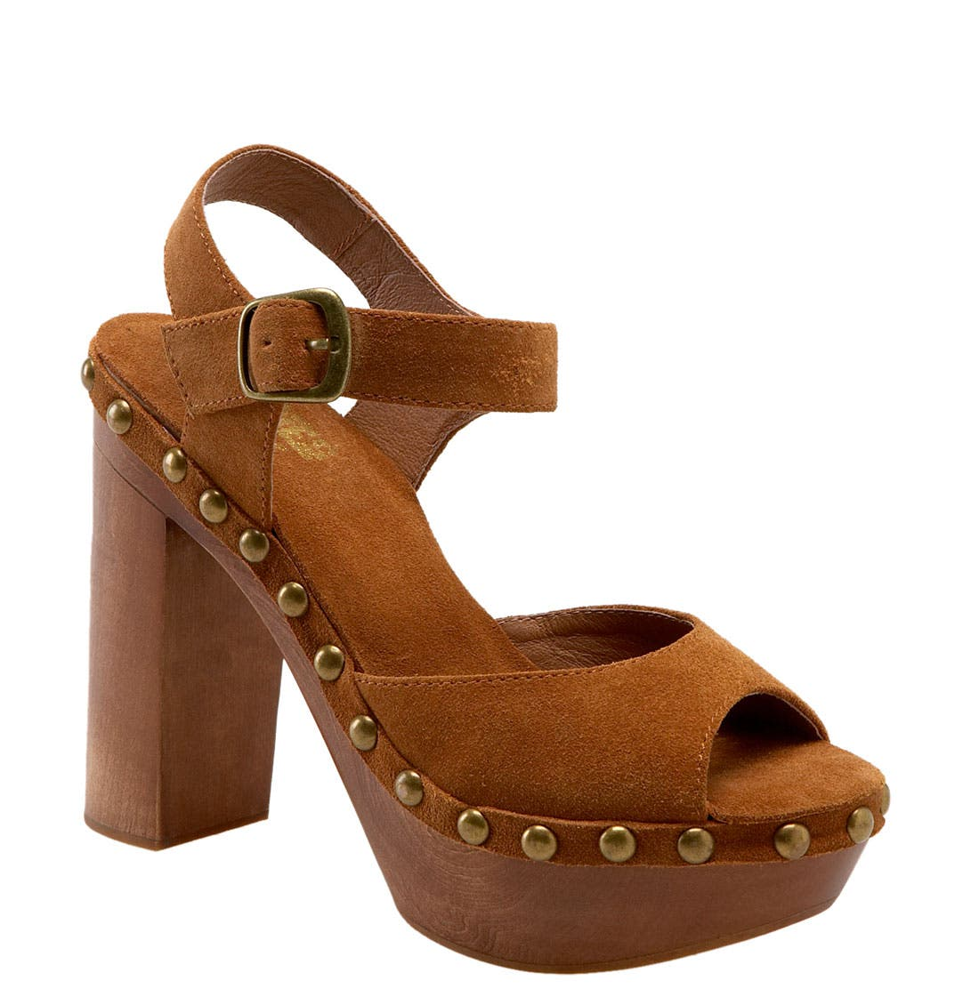 Alternate Image 1 Selected - Jeffrey Campbell 'Splendid' Sandal