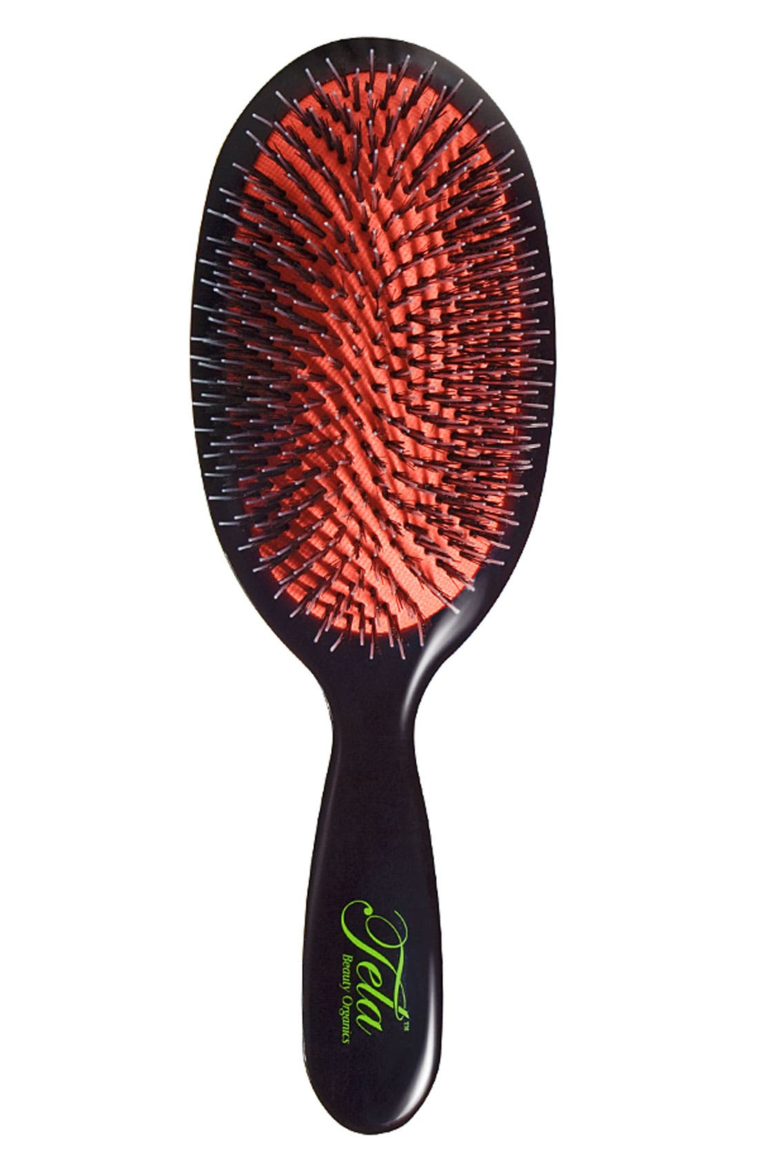 Alternate Image 1 Selected - Tela Beauty Organics Boar Bristle Hairbrush