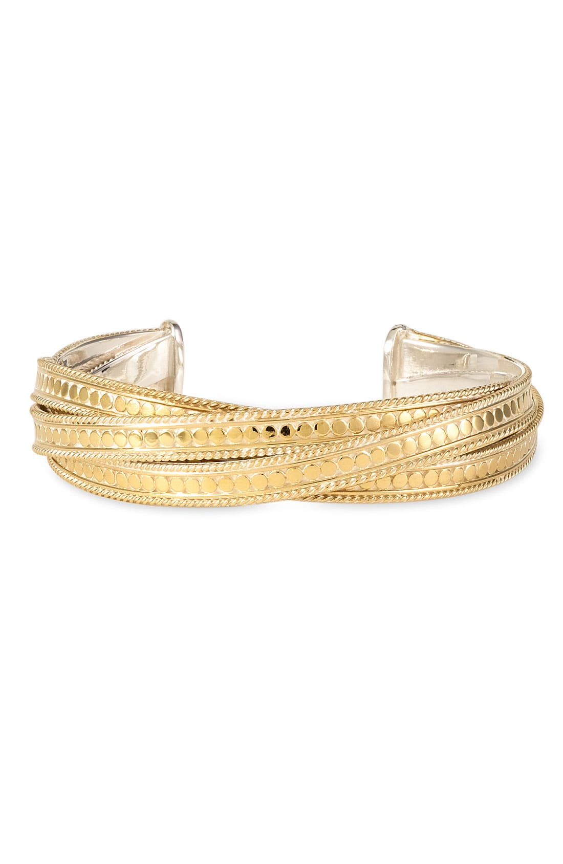 Alternate Image 1 Selected - Anna Beck 'Timor' Wire Twist Cuff (Nordstrom Exclusive)
